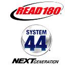 READ 180-System 44 logos