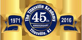 Titusville Academy 45th Anniversary Medallion